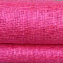Hot Pink Sinamay